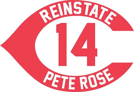 Pete Rose Shirt Reinstate Pete Rose Jersey