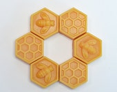 Fireside Holiday Beeswax Tart Melts for Melt-Warmers Scented Beeswax