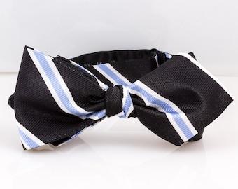 "The ""Virginian II"" Self Tie Bow Tie"