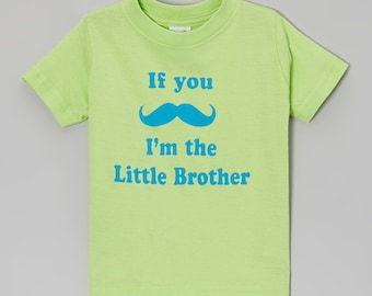 Mustache Little brother