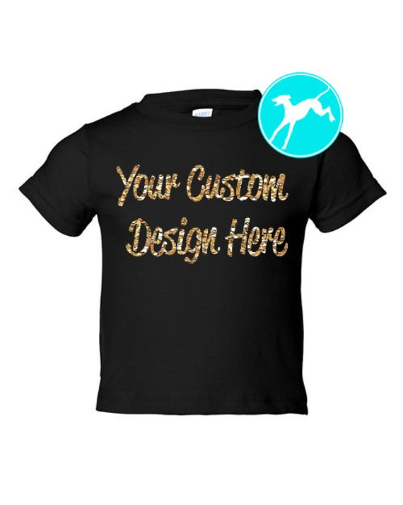 Create your own custom design t shirt sparkle by branchbirds for Create your own t shirt design