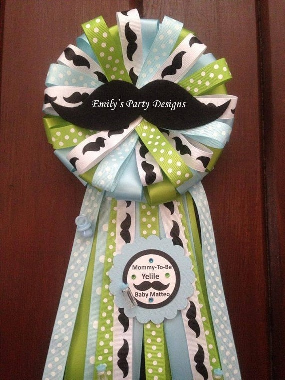 mustache baby shower mustache baby shower theme mommy to be