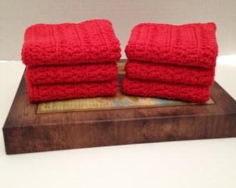 Crochet Dishcloths/Washcloths