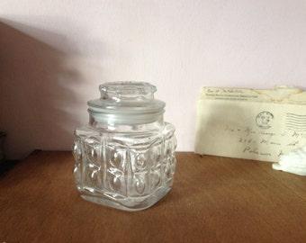 Wonderful Acrylic Storage Jar  Mellcrest