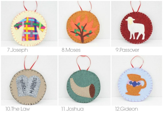 31 jesse tree ornament patterns templates for jesse for Jesse tree ornament templates