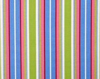 Michael Miller- Ooh La La by Pillows & Maxfield Stripes DC 5201-  Fabric- 1/2 yard