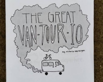 The Great Vantourio - issue 0