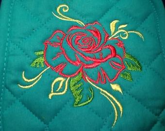 GG1395   Swirly Rose