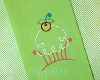 GG1441 Swirly Cupcake