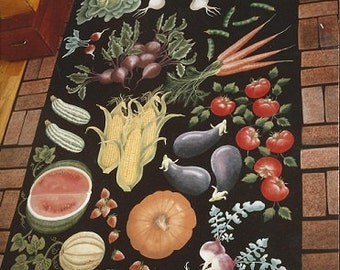 floorcloth, vegetable rug, kitchen rugs