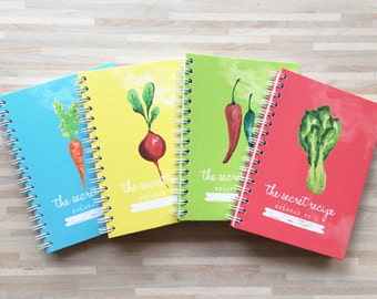 The Secret Recipe, recipe / cooking book / meal planner