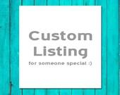Custom Listing for Sample Pack of Card Stock and Envelopes