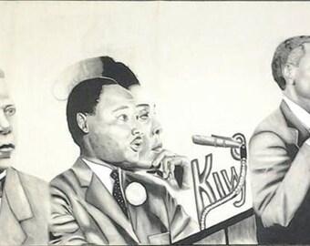 Black History Mural part 3