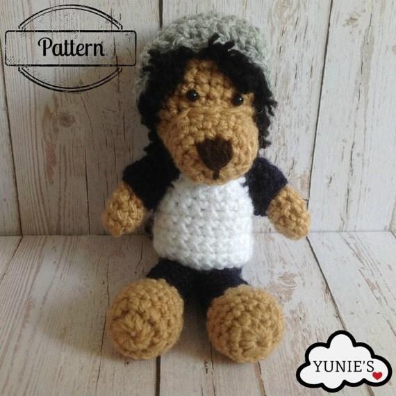 Crochet Lion Amigurumi Pattern , jungle animals crochet tutorial