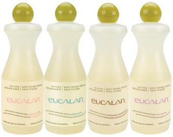 Eucalan wool wash 100ml super concentrated no rinse