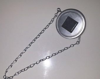 Hanging Solar LED Mason Jar Lid ONLYby Creative Window
