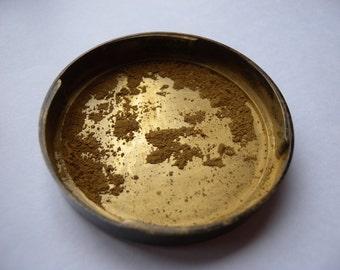Numbered Gold powder, kintsugi