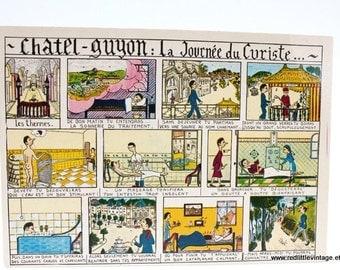 Paper Ephemera, Postcards, Old Postcards, Postcards Vintage, Vintage Postcards, French Postcard, Vintage Ephemera, Travel Postcards,
