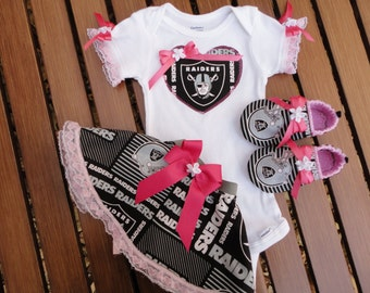 Popular Items For Raiders Baby On Etsy