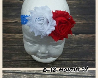 Baby Girl Headband, Flower Headband