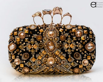 "SALE! Clutch the ""Crystal Gold"""
