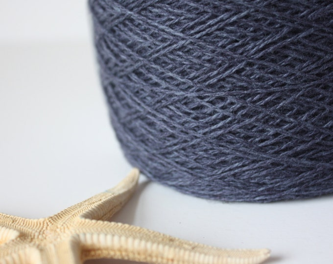 Coastal Col: 23 Lambswool-Cotton Blend