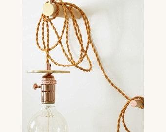 Hanging Wall Lamps bar lighting | etsy