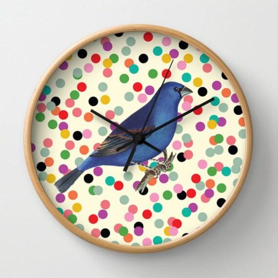horloge horloge murale decoration deco cuisine deco. Black Bedroom Furniture Sets. Home Design Ideas