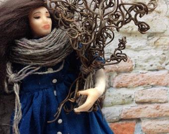 Magic Miniature doll 12 scale