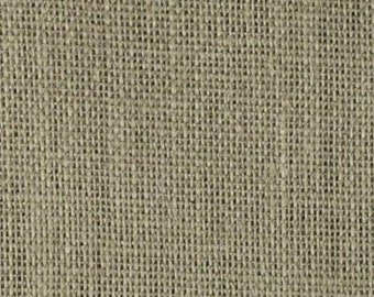"60"" Inch Sage Color Burlap - By The Yard"