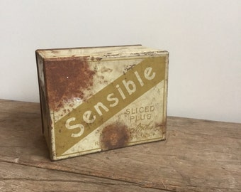 Sensible Tobacco Tin