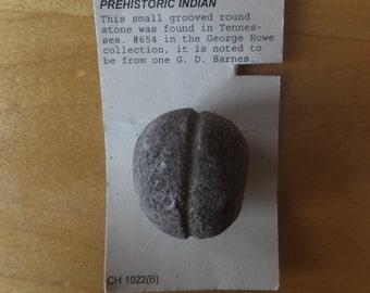 Prehistoric Stone Ball