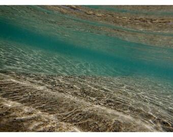 Underwater Photography, Underwater Photos,Aqua Sea Photography,Underwater Abstract,Ocean Print, Sea Green Print,Ocean Print Home Decor