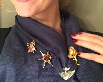 5 Brooches! | FREE SHIPPING