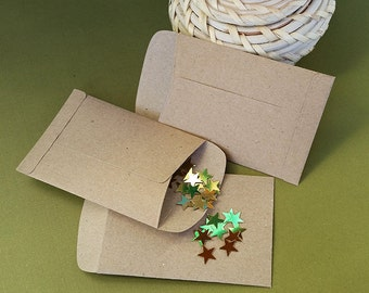 Gift Card Envelopes   Kraft Envelopes   Gift Card Holders   Business Card Envelopes   30 Mini Envelopes for Cash or Coins   Paper Envelopes