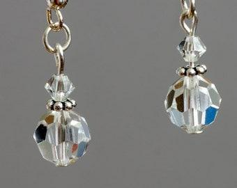 Swarovsk Crystal Earrings #3