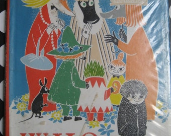 Who will comfort Toffle? - Jansson, Tove Vintage book