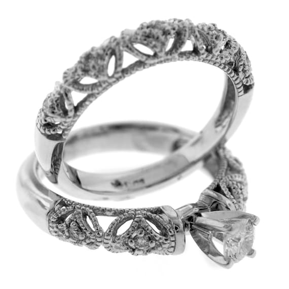 bridal wedding rings
