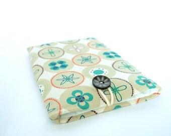 Padded Cover for iPad Mini, Kindle, Nook, Kobo Glo, Kobo Touch, LG G Pad - Springtime