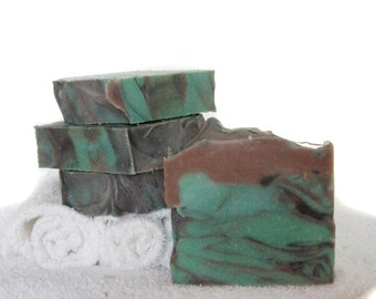 Camo Soap - VEGAN