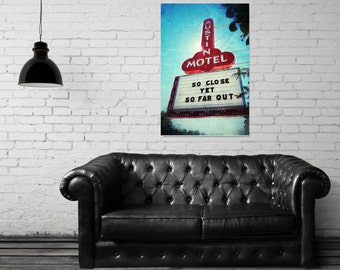 Canvas gallery wrap have a coke vintage by scarolaphotography for Zola motel zola predosa