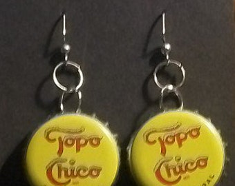 Topo Chico Earrings