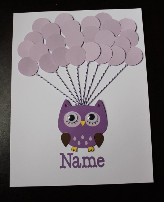 owl baby shower sign in book owl guest signature book owl sign in