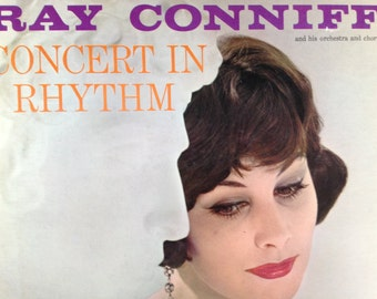 Ray Conniff - Concert In Rhythm - vinyl record
