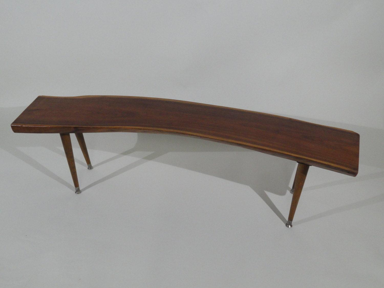 Nakashima style live edge walnut slab table : ilfullxfull7078851726z3b from etsy.com size 1500 x 1125 jpeg 145kB