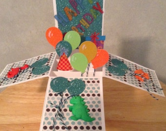 Handmade pop-up Cards!.