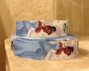 5 YDS Princess And The Frog Ribbon