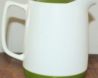 VIntage '70's Thermos Insulated Carafe