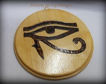 Eye of Horus Wall Plaque