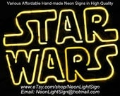 """Brand New STAR WARS Neon Sign Beer Bar Real Glass Tube Neon Light Sign 19""""x15"""" [Factory Sale, Best Price, High Quality, Xmas gift]"""